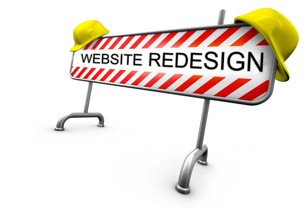 rebuild website using wordpress