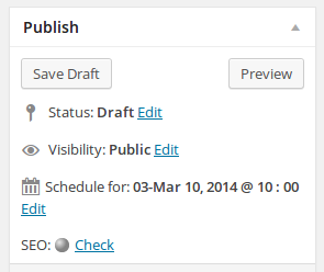 How to Schedule WordPress Posts and Pages