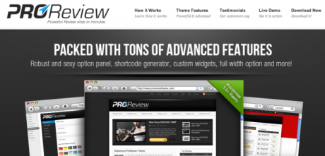 Pro-review theme