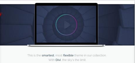 DIVI - Featured Image