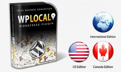 WPLocalPlus Editions