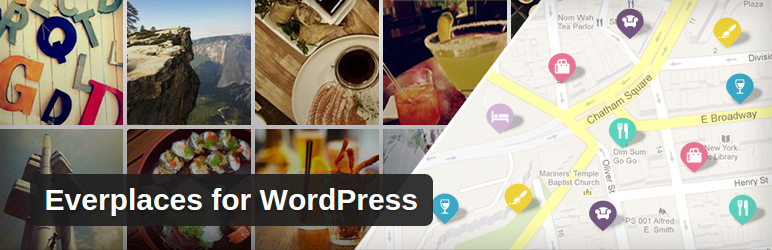 everplaces for wordpress