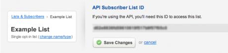 s2 Membership WordPress Plugin_list_ID