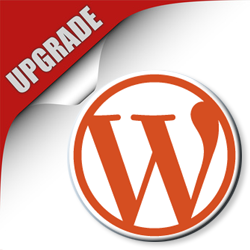 wordpress 3.8.3 Maintaince upgrade