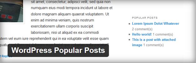 Wordpress-Popular-Posts