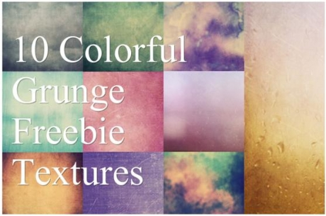 pack of free grunge textures