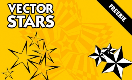 Vector star pack