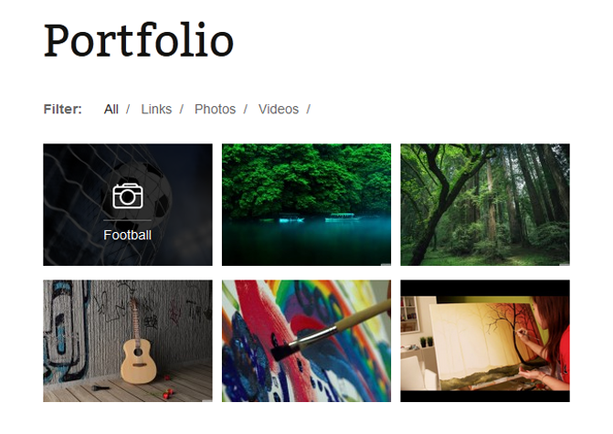 Portfolio Plugins for WordPress - Rio Portfolio
