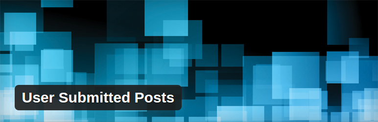 user submitted posts plugin
