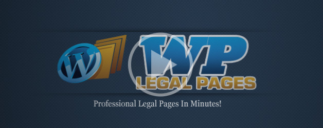 WPLegalPages - legal pages plugin