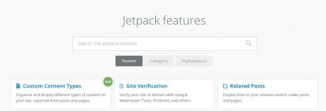 Jetpack 3.1 Update