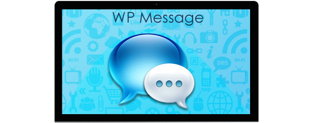 WP Message - Send messages from WordPress dashboard