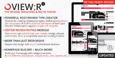 WordPress-Review-Theme-viewr