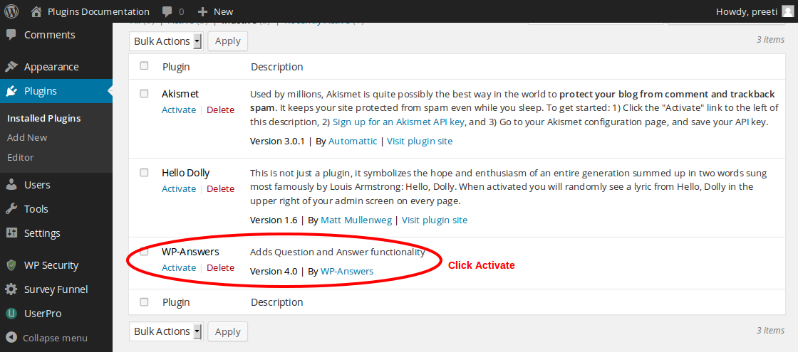 activate_wp_answers