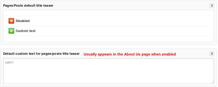 default custom page_post title