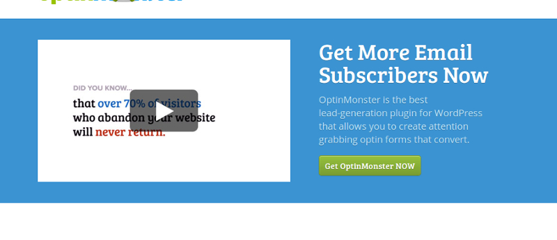 increase newsletter sign ups optinmonster