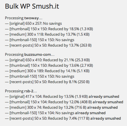 WP Smush.it