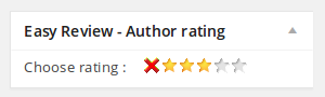 Author Rating
