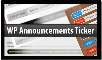 WP-Announcements-Ticker