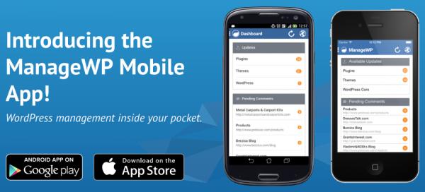 ManageWP App
