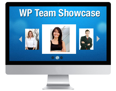 WordPress Team Showcase
