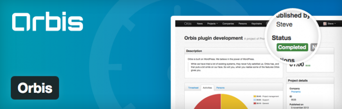 Orbis | A Project Management Plugin