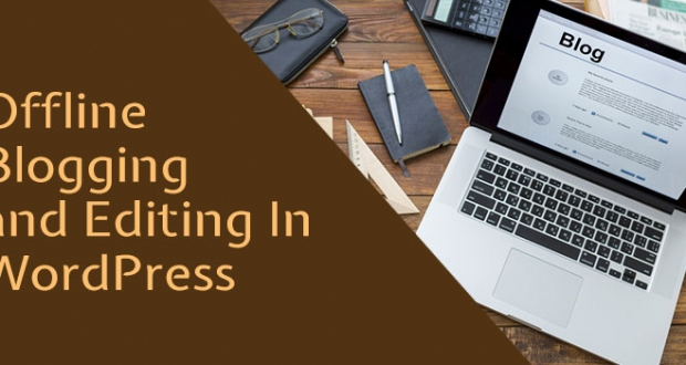 Offline Blogging And Editing In WordPress