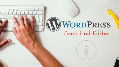 WordPress Front End Editor plugin
