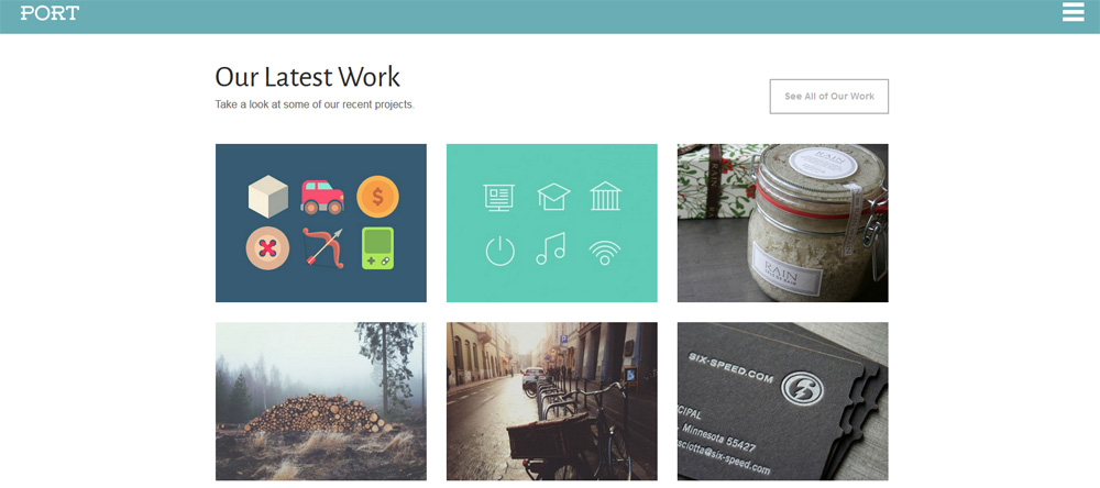 Port-WordPress-Theme