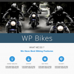 How to use WP Bikes theme