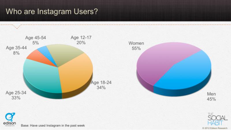 Instagram Marketing - Instagram Users