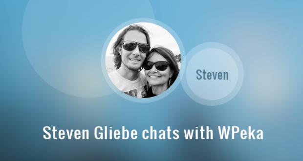 Steven Gliebe Interview