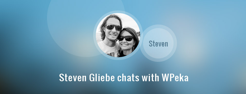Steven Gliebe Interview