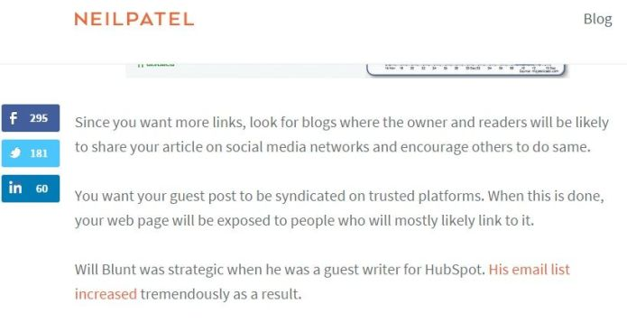 Neil Patels Blog