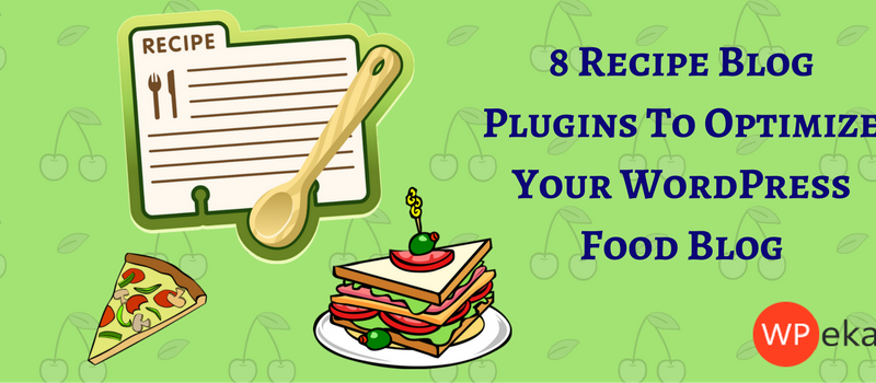Recipe Blog Plugins