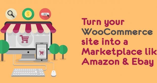 Turn your WooCommerce site into a marketplace like Amazon & Ebay