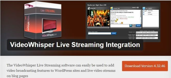 videowhisper live video streaming integration nulled and void