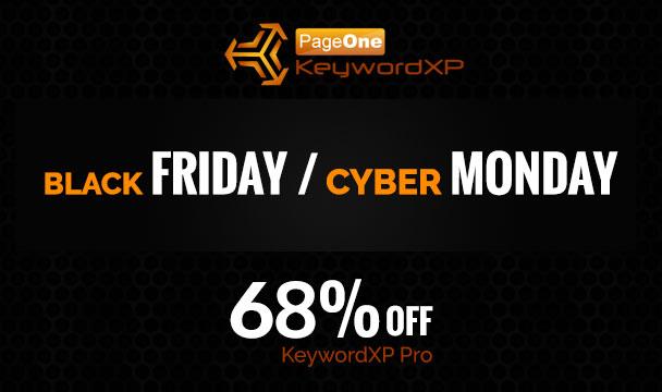 KeywordXP Black Friday