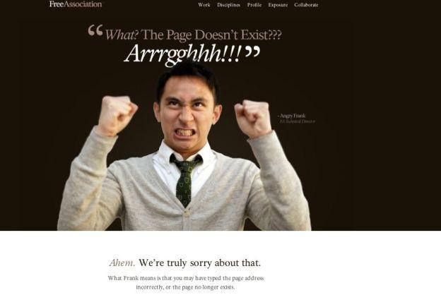 freeassociation 404 page