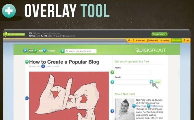 Overlay Tool