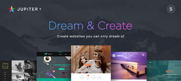 JupiterV5 WordPress Theme by Artbees