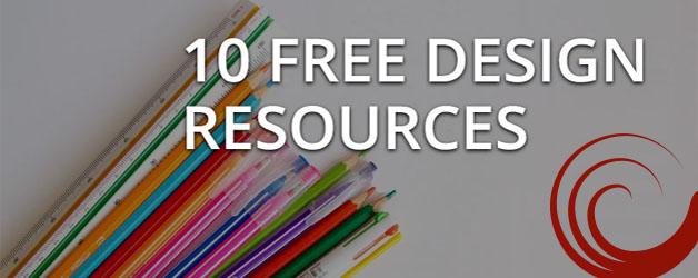 10 Free Design Resources
