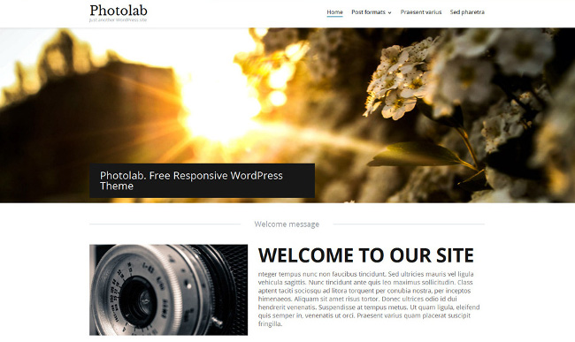 PhotoLab - web design tools