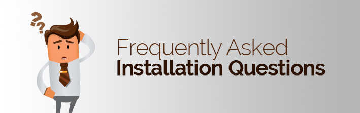 WordPress Installation FAQs