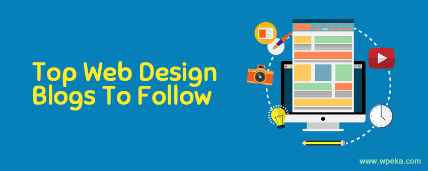 top web design blogs to follow