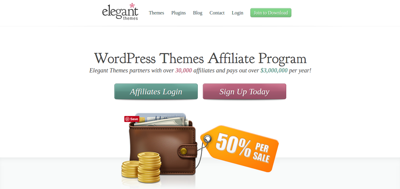 Affiliate Program_Elegant Themes