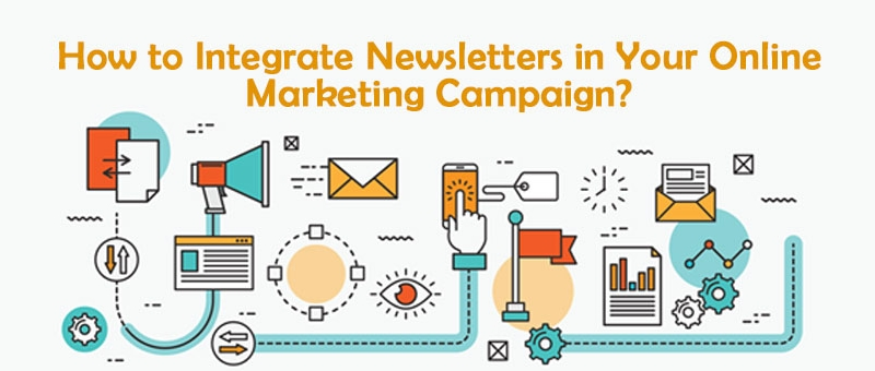 Integrate newsletter marketing
