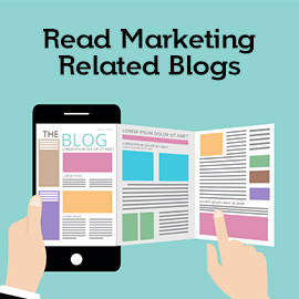 How to Stay on Top of Marketing Trends-Read Marketing Related Blogs