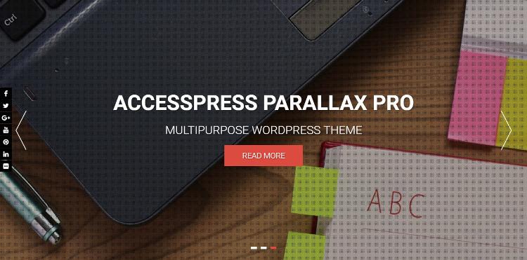 accesspress-one-page-wordpress-theme