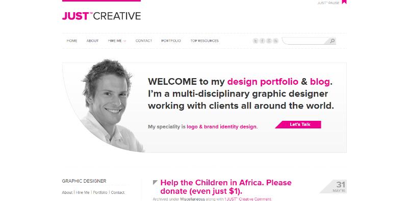 just creative sreenshot